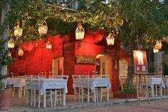 Amuses, Symi, Greece