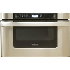 Kitchen | Frigidaire Gallery Stainless Steel Microwave