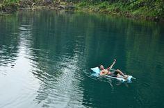 Location : Blue Lagoon, Sindangwangi Majalengka Jawabarat, Indonesia