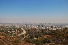Mulholland Drive - Über den Dächern von Los Angeles