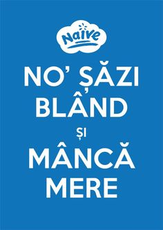 Naive Britiș Poster Prints, Posters, Naive, Fun Stuff, My Love, Words, Creative, Funny, Design