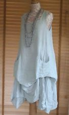 Gorgeous Italian Lagenlook Quirky Parachute effect Tunic Dress OSFA RRP £65