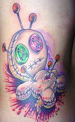 voodoo doll tattoo - Pesquisa do Google
