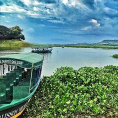 Puerto San Juan, Suchitoto.   From my Instagram @carmencubias-#statigram #Instagram