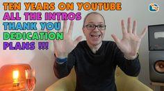 Ten Years on YouTube Celebration - Talking Tech