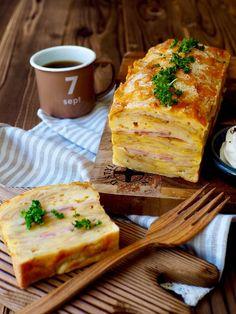 話題のガトー・インビジブルがオーブントースターやフライパンで簡単に出来る! | レシピサイト「Nadia | ナディア」プロの料理を無料で検索