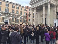 SCRIVOQUANDOVOGLIO: I FUNERALI DI FABRIZIO FRIZZI (28/03/2018)