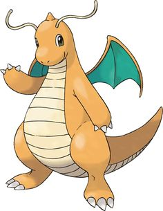 Dragonite-- Part 1 of my dream team                                                                                                                                                                                 More