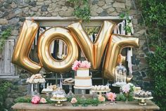 15 Gorgeous Valentine's Day Dessert Tables - Pretty My Party