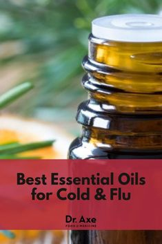 With all of the viruses and ailments circulating this winter, it's no wonder people are searching for the best essential oils for colds. And the flu. And dry skin and sore throats. Cooler months bring a unique set of health challenges. When this time of year sets in, I like to use essential oils as part of my first line of defense. Essential Oil Safety, Essential Oils For Colds, Ginger Essential Oil, Essential Oils Guide, Essential Oil Blends, Natural Cures, Natural Oils, Natural Health, Oils For Sore Throat