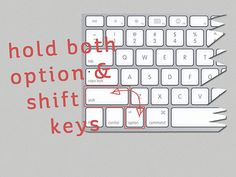 How to Type Symbols Using the ALT Key: 5 steps (with pictures)    Note to self: try this!!!