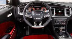 2016 Dodge Charger Hellcat - interior
