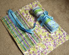 DIY baby changing pad!