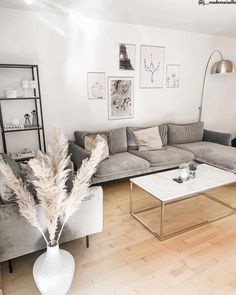 New Living Room, Home And Living, Living Room Decor, Bedroom Decor, Nordic Living, Modern Living, Home Room Design, Interior Design Living Room, Living Room Designs
