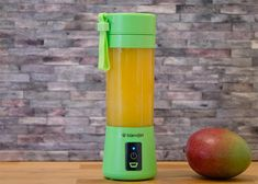 As the weather warms up, I know all I can think about is fresh fruity fresh smoothies in the sun! This Mango Coconut smoothie is a simple way to rehydrate anywhere with your BlendJet portable blender.