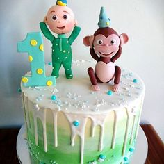 Images about #cocomeloncake on Instagram 1st Birthday Party Themes, 2nd Birthday, Birthday Ideas, Melon Cake, Simple Life Hacks, Cake Pop, Wedding Cakes, Party Ideas, Baby Shower