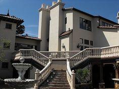 Elegant Terrace Entrance