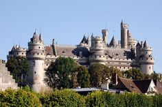 Château de Pierrefonds - France