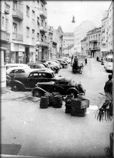 Obilicev venac 1953
