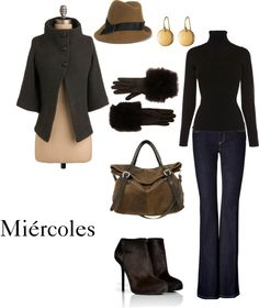 """Miercoles"" by soniabeltran on Polyvore"
