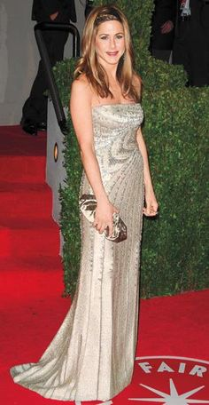 200 Celebrity Looks We Love - Jennifer Aniston in Valentino, 2009 from #InStyle