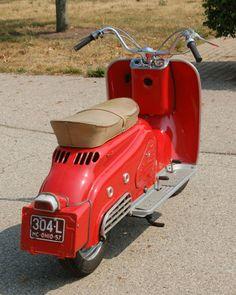 1957 Zundapp Bella Scooter
