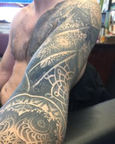 Stoked to finish Evan's sleeve today.