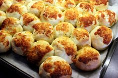 Cheese Party Bread Rolls