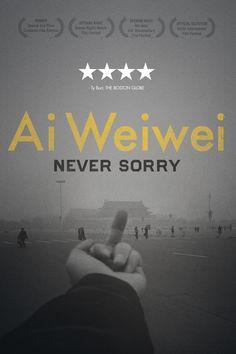 "Ai Weiwei - ""Never Story"". Documentary on the Chinese artist Ai Weiwei."