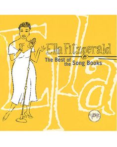 Ella Fitzgerald Song Books