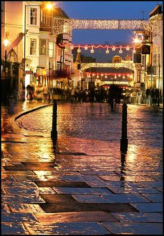 Guildford High Street by paul (england), via Flickr