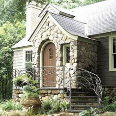 Cottage-Style Homes...my favorite<3