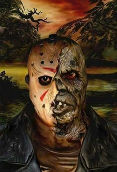 I have this mask