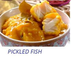 Looking for the best pickled fish recipe? Use this tried and tested fish recipe from Robertsons that boasts a kaleidoscope of flavours. Hake Recipes, Fish Recipes, Seafood Recipes, Chicken Recipes, Pickled Fish Recipe, Easter Dishes, Easter Food, The Bo, South African Recipes