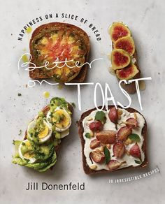 A book for toast fans.