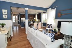 home building trends are popping up all over st james plantation including open and airy floor plans