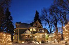 Winter Weddings - Wedding Reception Venues In Fort Collins   Unique Wedding Venues - Tapestry House