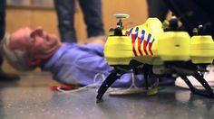 Drone Ambulância TU Delft (Legendado)