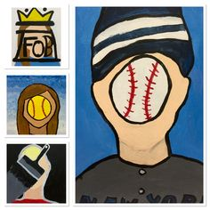 Middle School Rene Magritte Paintings-http://2soulsisters.blogspot.com/2016/03/my-middle-school-magrittes.html #8th Grade