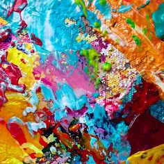 Love was a feeling completely bound up with wild color, like thousands of rainbows superimposed one on top of the other.