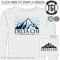 Delta Chi   ΔΧ   Spring Rush   Fraternity Rush   Rush Shirt   Brotherhood   TGI Greek   Greek Apparel   Custom Apparel   Fraternity Tee Shirts   Fraternity T-shirts