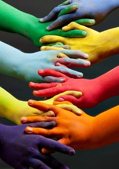 colorful people :-)
