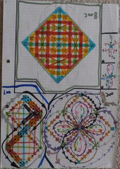 infinity shape orbits with numbers and lines to form cubes Infinity Symbol, Mirror Image, Music Notes, Cubes, Surrealism, Clock, Shapes, Thoughts, Drawings