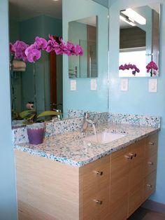 Bathrooms on pinterest caribbean hotel bathrooms and for Caribbean bathroom design ideas