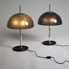 Gino Sarfatti, N°584 table light for Arteluce, 1967.