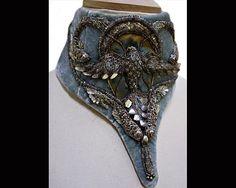Невероятная вышивка Michele Carragher - Ярмарка Мастеров - ручная работа, handmade