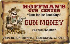 Hoffman's Gun Center - Gift Card