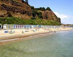 Shanklin Beach. Isle of Wight.