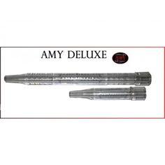 Amy Deluxe Acryl-Griffstück und Endstück 2.0 Transparent von Amy Shishas, S215AC-TR