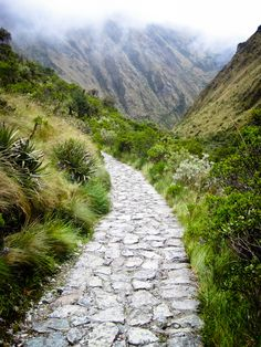 The Inca Trail: Footfalls and Photos